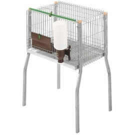 Cage with Legs for Ferrets