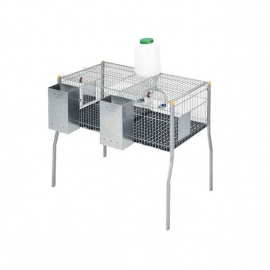 Cage for Rabbits Penta 2 - Plast