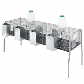 Cage for Rabbits Penta 4 - Plast