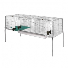 Chiken Fattening Cage 3 Compartments