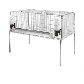 Chiken Fattening Cage 2 Compartments