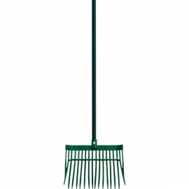Plastic Pitchfork with Handle