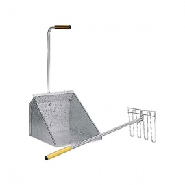 Dustpan for Manure