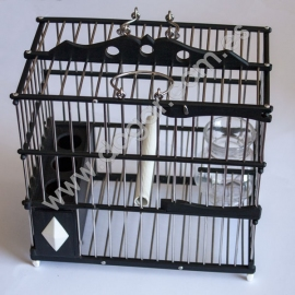 Ebony Perching Cage