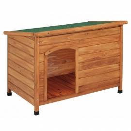 Wood Kennel
