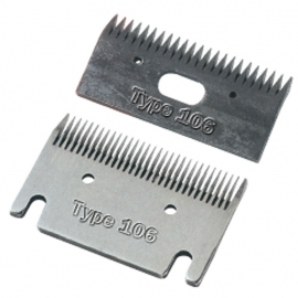 Comb and cutters Type 106