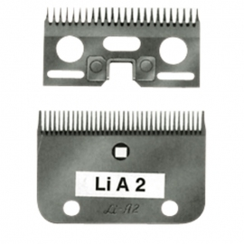 Comb and cutters A2