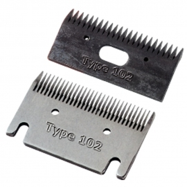 Comb and cutters Type 102