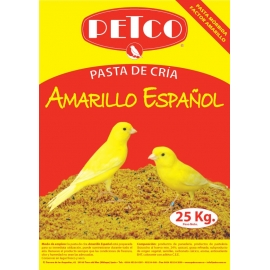 Amarillo Español - Soft Food