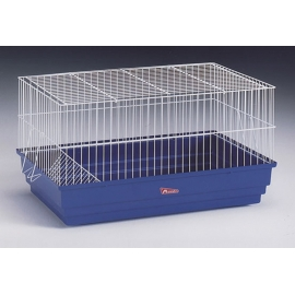 Bunny 100 White Cage