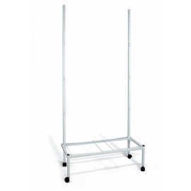 Metro Cage Cart-Holder with Bars