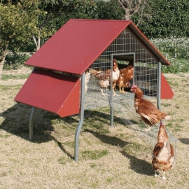 Eco Nest Box for Laying Hens