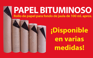 PAPEL BITUMINOSO
